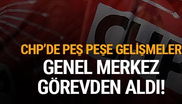 CHP'de Muharrem İnce krizi!