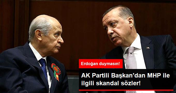 AK Parti İl Başkanı: AK Parti, MHP'yi Kendi İçinde Minimize Etti