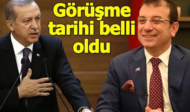 Erdoğan'dan CHP kararı! İmamoğlu görüşmesi yarın...