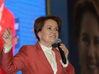 İYİ Parti İstanbul adaylarını İmamoğlu ile birlikte tanıttı