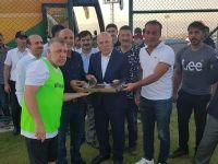 Sekmen'den Erzurum'da Kamp Yapan Takımlara Ziyaret