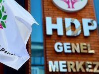İstanbul'da HDP binasına baskın: Başkan dahil 17 gözaltı