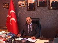 MHP İl Başkanı Karataş'tan 30 Ağustos mesajı
