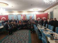 MHP Erzurum İl Başkanlığı yerel seçimlere hazırlanıyor