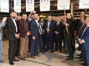 Bilal Erdoğan hedefi 12'den vurdu